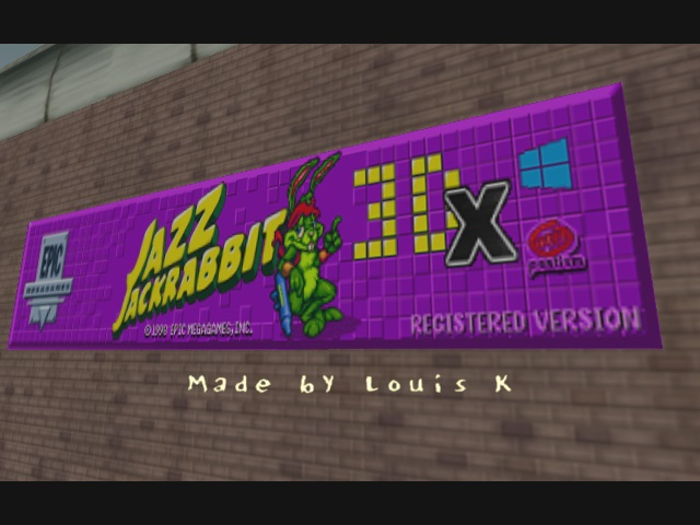 Jazz Jackrabbit 3DX(JJ3DX)