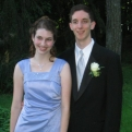 Picture from my senior prom